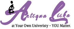 The Trauma Transformer, award winning program, author and speaker Antiqua Lisha